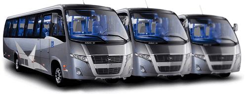 Locação de Micro Ônibus Executivo