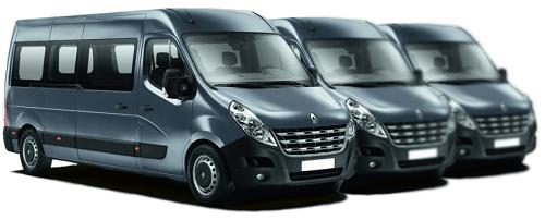 Locação de Van para Turismo na Granja Julieta