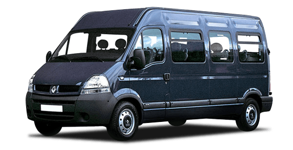 Locação de Van no Itaim Bibi